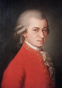 Wolfgang Amadeus Mozart, Barbara Krafft 1819