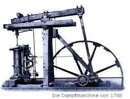 Dampfmaschine von Thomas Newcomen